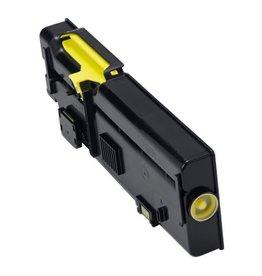 Dell Toner Dell C2660DN Yellow 1,2K