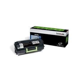 Lexmark Toner Lexmark MS711DN Black 25K Return