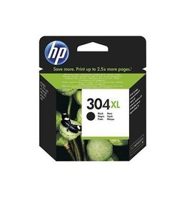 HP HP 304XL (N9K08AE) ink black 300 pages (original)