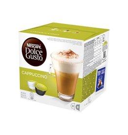 Nescafé Dolce Gusto Nescafé Dolce Gusto koffiepads, Cappucino, pak van 16 stuks