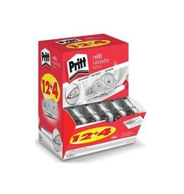 Pritt Pritt vulling voor correctieroller Refill Flex 4,2x12m 12+4