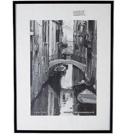 The Photo Album Company Hampton frames fotokader aluminium, zwart, A3