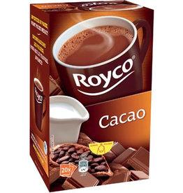 Royco Rocyo cacao, pak van 20 zakjes