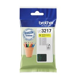 Brother Ink Brother LC3217Y Yellow 550p