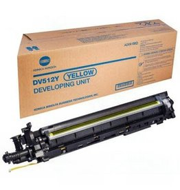 Konica Minolta Developer Konica Minolta Bizhub C224 Yellow 600K