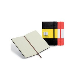 Moleskine Moleskine notitieboek 9x14cm, geruit, harde cover, 192bl, zw