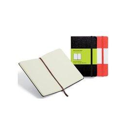 Moleskine Moleskine notitieboek 9x14cm, effen, harde cover, 192bl, zw
