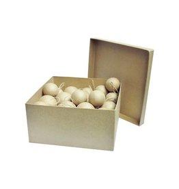 Graine Creative Graine Créative kartonnen kerstbal doos 40 geassorteerdest