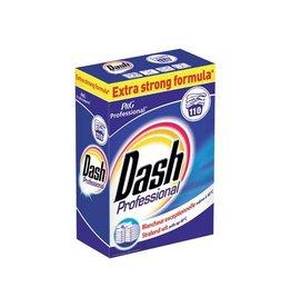 Dash Dash waspoeder Pro Regular, voor witte was, 110 wasbeurten
