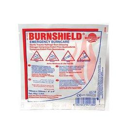 Merkloos Kompres voor brandwonden, ft 10 x 10 cm