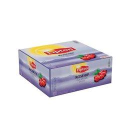 Lipton Lipton thee, Rozebottel, Infusion, doos van 100 zakjes