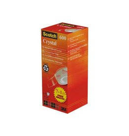 Scotch Scotch Toren plakband Scotch Magic  Tape 1xVP met 8 roll 1gr