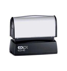 Colop Colop EOS 40 Xpress stempel zwart