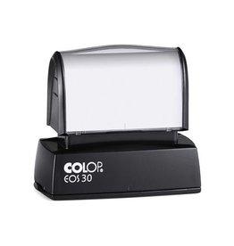Colop Colop EOS 30 Xpress stempel zwart