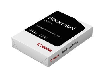 Canon Papier Canon Black Label A4 80gr Wit 500vel