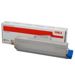 OKI Toner OKI C823 Yellow 10K