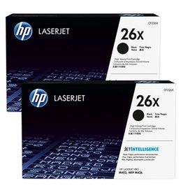 HP HP 26X (CF226XD) duopack black 2x9000 pages (original)