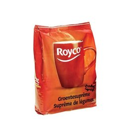 Royco Royco Minute Soup groentensuprême, voor automaten, 140 ml