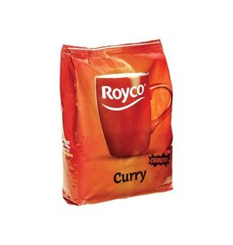 Royco Royco Minute Soup Indian curry, voor automaten, 140 ml