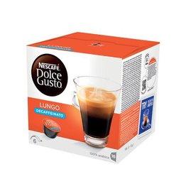 Nescafé Dolce Gusto Nescafé Dolce Gusto koffiepads Lungo Decaffeinato 16st