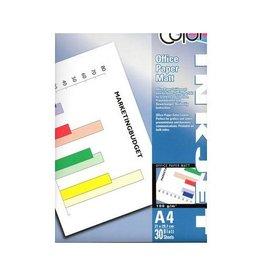 Color Mat Officepaper 2zijdig, 100gr, A4, 3