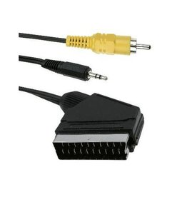 ICIDU Video Icidu composite RCA to Scart M/