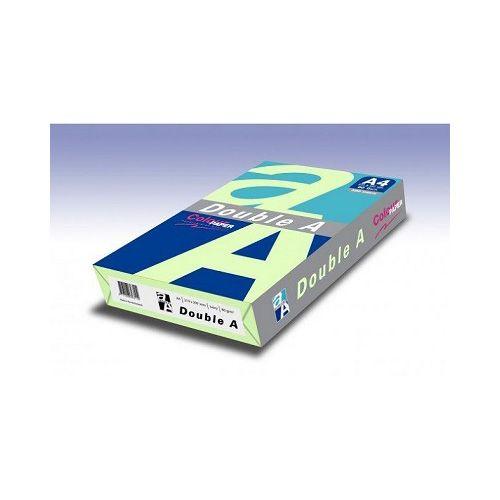 Paper Double A A4 80g Licht Groen 500v