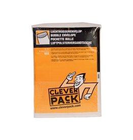 Cleverpack Cleverpack luchtkussenenveloppen, ft 350 x 470 mm, wit, 10st