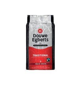 Douwe Egberts Douwe Egberts, fairtrade koffie voor automaten, pak van 1 kg