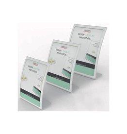 Deflecto Deflecto gebogen folderhouder ft A5