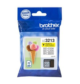 Brother Brother LC3213Y ink yellow 400 pages (original)
