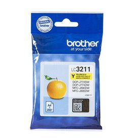Brother Brother LC3211Y ink yellow 200 pages (original)