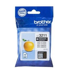 Brother Brother LC3211BK ink black 200 pages (original)
