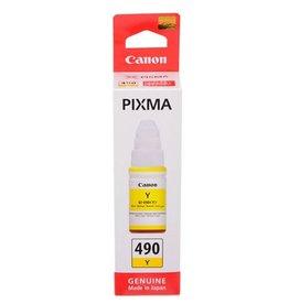 Canon Ink Canon GI490 Yellow 7K
