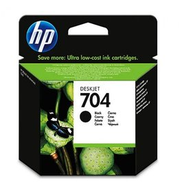 Hewlett Packard Ink Hewlett Packard No.704 Black 480p