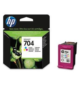 Hewlett Packard Ink Hewlett Packard No.704 C/M/Y 200p