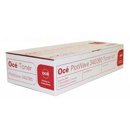 OCE Toner OCE PLOTWAVE340 Black 2x400g