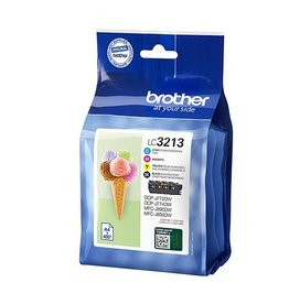 Brother Brother  LC3213VALDR multipack c/m/y 400 pages (original)
