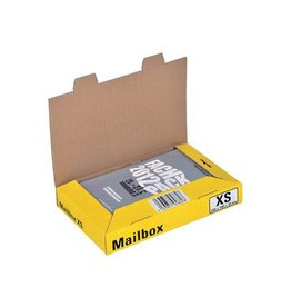 Colompac Colompac Mailbox Extra Small, 5 for. aannemen, geel [15st]