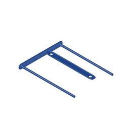 Bankers Box Bankers Box archiefbinder D-Clip blauw, doos van 100 stuks