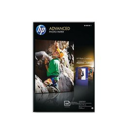 HP HP Advanced fotopapier10 x 15 cm, 250 g, 100 vel, glanzend