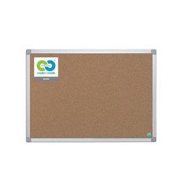Bi-Office Bi-Office Earth-It kurkbord ft 60 x 45 cm
