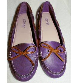 Esprit Mokassins violett
