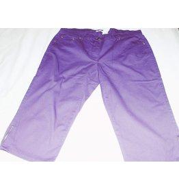 Bon Prix Shorts violett Gr. 46