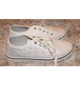 Sneakers weiß Gr. 38