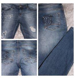 Terranova Destroyed-Jeans Gr. M