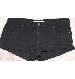 Jeans-Shorts schwarz Gr. 42