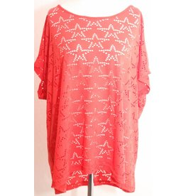 Janina Shirt mit Lochmuster Gr. 3XL