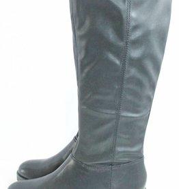 Esprit Stiefel schwarz Stretch