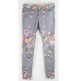 TOXIK3 JEANS Jeans mit Muster Gr. 36/38